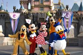 Những công viên Disneyland nổi tiếng trên thế giới