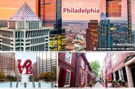 Vé máy bay du lịch Philadelphia - Mỹ  giá rẻ tại TPHCM