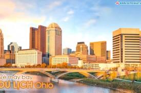 Mua vé máy bay đi Ohio giá rẻ tại TPHCM