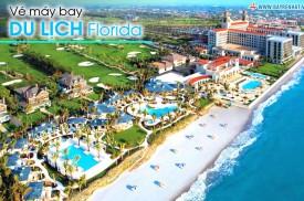 Mua vé máy bay đi Florida giá rẻ tại TPHCM