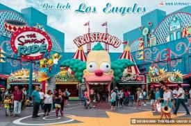 Du lịch Los Angeles - Các địa điểm hấp dẫn du khách