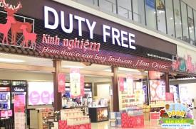 Chia sẻ Kinh nghiệm hoàn thuế tại sân bay Incheon Hàn Quốc