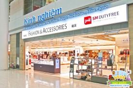 Chia sẻ kinh nghiệm mua sắm ở sân bay Incheon khi du lịch Hàn Quốc
