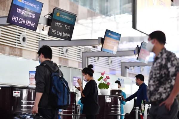 Hàng không khuyến cáo khách làm thủ tục trước 2 tiếng