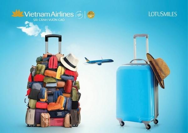 Lưu ý về chính sách hành lý mới của Vietnam Airlines áp dụng từ 01/08/2019