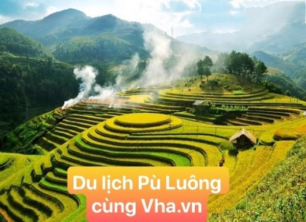 Cẩm nang du lịch Pù Luông Thanh Hóa