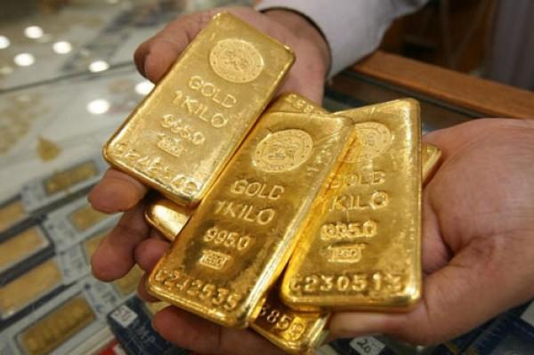Giá vàng hôm nay (1/8): Tăng trở lại