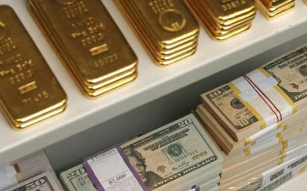 Giá vàng lao dốc thảm hại chỉ sau 1 đêm, về sát 1.900 USD/ounce