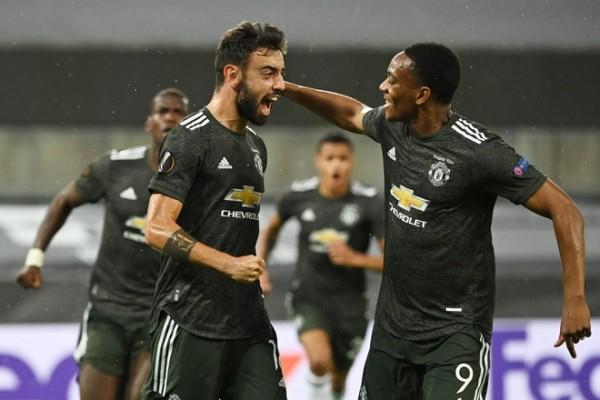 Man Utd chia tay Europa League sau trận thua ngược