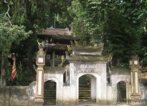 Những địa danh di tích lịch sử, văn hóa tỉnh Thái Nguyên