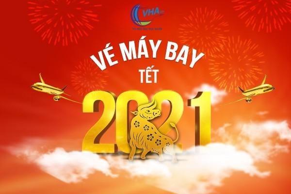 Đặt vé máy bay Tết Nguyên Đán Tân Sửu 2021