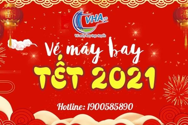 Vé máy bay giá rẻ Tết 2021 hành trình Hồ Chí Minh – Vinh