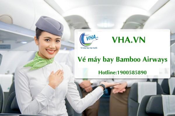 DỊCH VỤ ĐẶT VÉ MÁY BAY BAMBOO AIRWAYS GIÁ RẺ, UY TÍN TẠI VHA VIỆT NAM