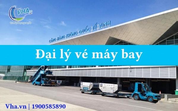 Đại Lý Vé Máy Bay Tại Vinh_ Nghệ An