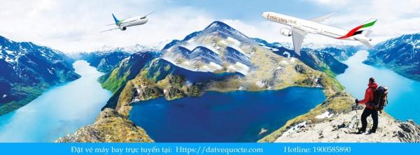 Đại lý vé máy bay quốc tế uy tín nhất hiện nay