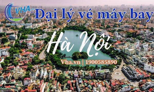 Đại lý vé máy bay giá rẻ tại Hà Nội