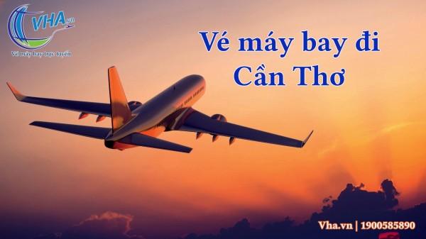 Book vé bay giá rẻ hành trình Tết 2021 từ Hà Nội đi Cần Thơ