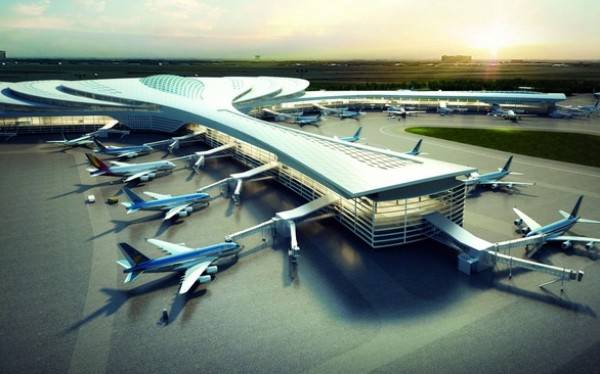Sân bay Long Thành _ Sức bật mới đánh dấu giai đoạn phát triển