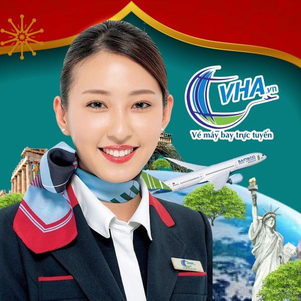 Đại lý vé máy bay trực tuyến _ VHA Việt nam