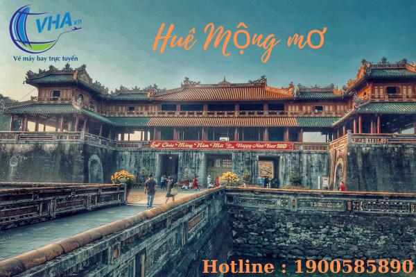Cùng Vha.vn cập nhật giá vé bay Hồ Chí Minh đến Huế tết 2021