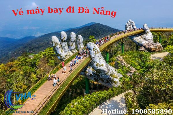 Giá vé bay HCM đến Đà Nẵng là bao nhiêu?