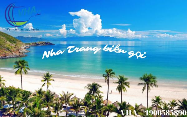 Săn giá vé bay Nha Trang rẻ nhất – du lịch thành phố biển xinh đẹp