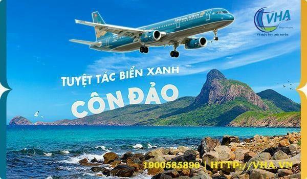Tham khảo Giá vé bay Côn Đảo tại VHA.VN