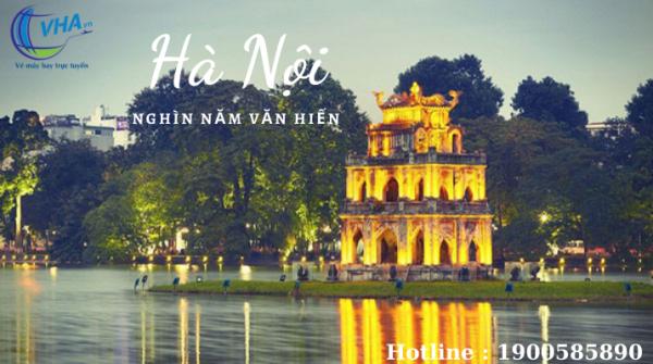 Giá vé máy bay Sài Gòn đi Hà Nội hãng bay Vietnam Airlines