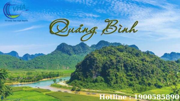 Cùng Vha.vn tìm hiểu giá vé bay Hà Nội đi Đồng Hới