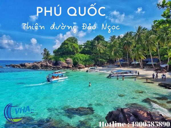 Giá vé bay Hà Nội đi Phú Quốc rẻ nhất tại Vha.vn