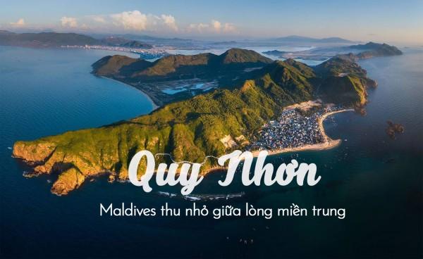 Hot : Cập nhật giá vé bay Quy Nhơn – du lịch Quy Nhơn đầu năm 2021 chỉ từ 69.000vnd/ lượt