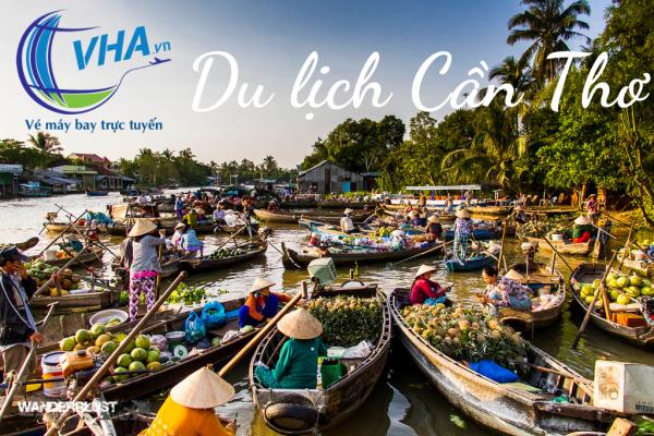 Hot :  Giá vé bay Hà Nội đi Cần Thơ đầu năm 2021 chỉ từ 399.000vnd/ lượt