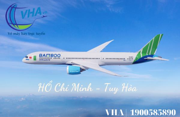 Cập nhật giá vé bay Hồ Chí Minh đi Tuy Hòa mới nhất!