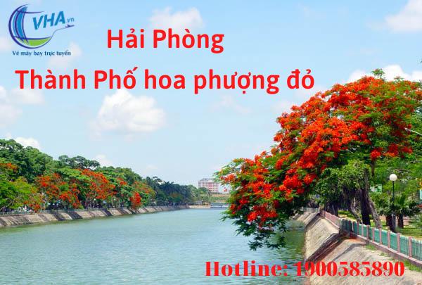 Cùng Vha.vn cập nhật giá vé bay Phú Quốc đến Hải Phòng?