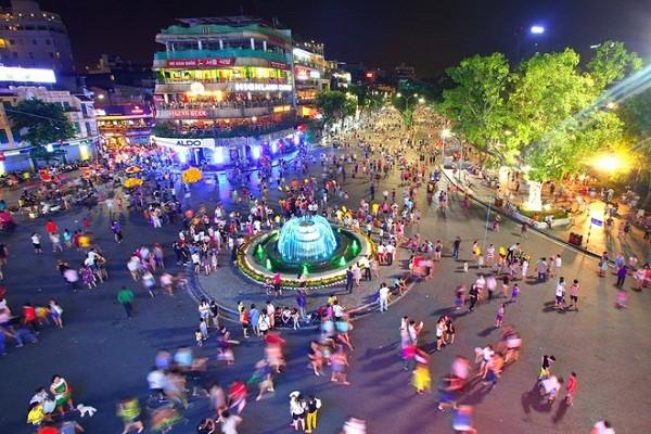 Đặt vé máy bay đi Hà Nội tại VHA