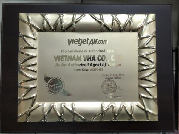 Đại lý vietjet air uy tín - VHA Việt Nam