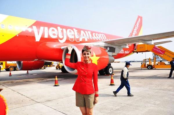 Bỏ túi mẹo săn vé máy bay giá rẻ 0đ của Vietjet air