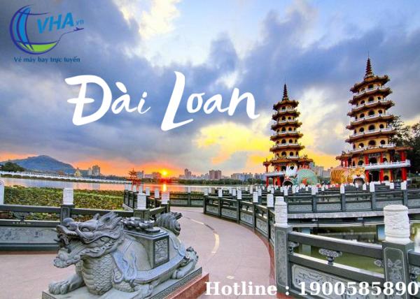 Thời gian bay từ Hồ Chí Minh đi Đài Loan – Giá tốt nhất tại Vha.vn