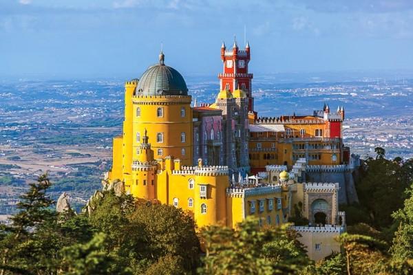 Đặt vé bay Quốc tế - Khám phá 5 điểm tham quan nổi tiếng nhất ở Bồ Đào Nha