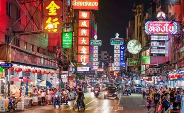 Đặt vé bay đi Trung Quốc - Đến thiên đường mua sắm Quảng Châu