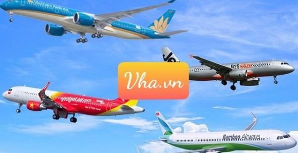 Danh sách các sân bay tại Việt Nam - Một số lưu ý khi đặt vé máy bay