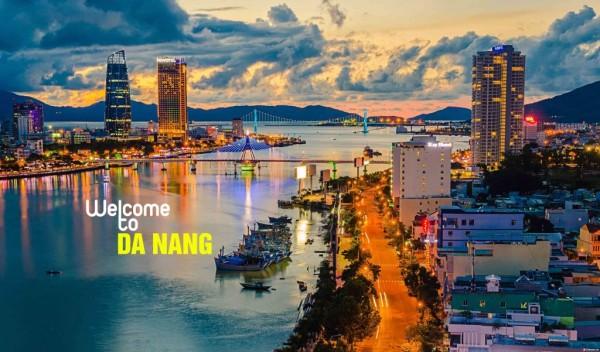 Đà Nẵng -  thành phố biển bên sông