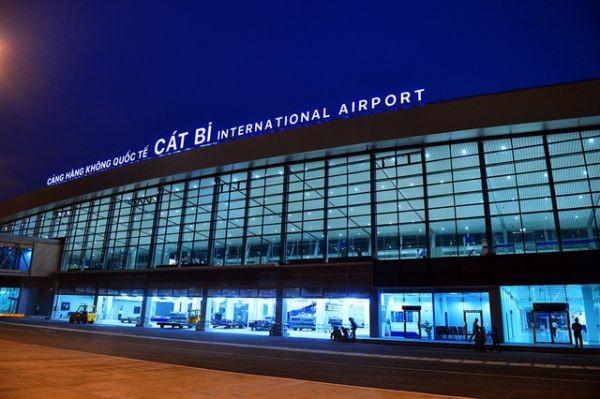 Sân bay Cát Bi, Sân bay Cát Bi cách Hải Phòng bao xa