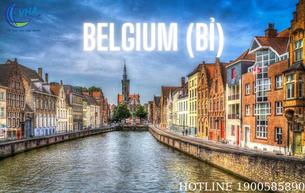 Vé máy bay rẻ nhất đi Belgium (Bỉ)