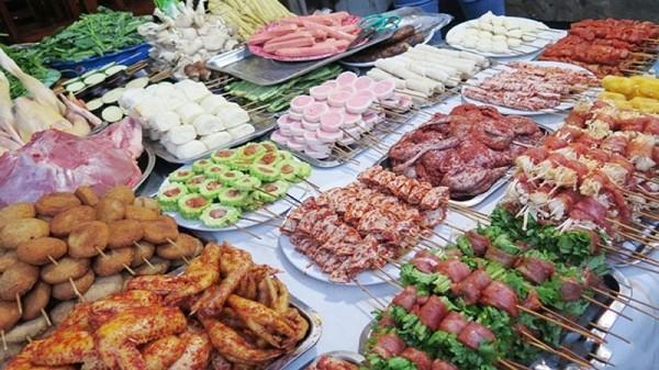 Các quán nướng ngon nổi tiếng phải thử khi đến Sapa