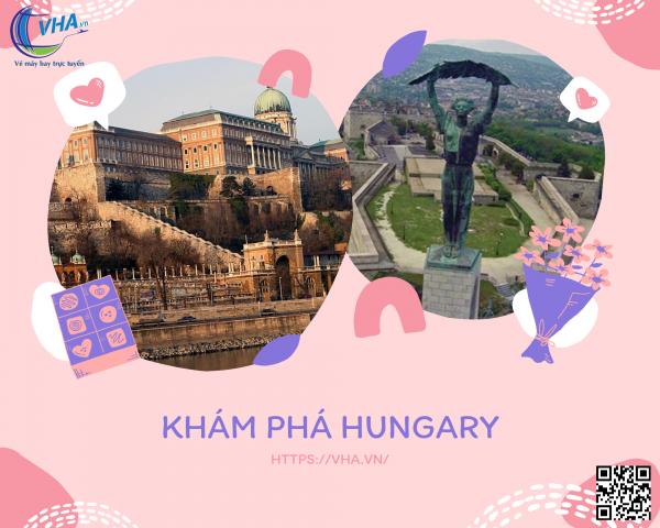 Tìm vé máy bay giá rẻ khám phá thủ đô Budapest - Hungary