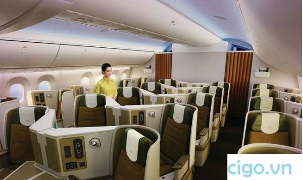 Hạng vé của Vietnam Airlines và điều kiện cho từng hạng: