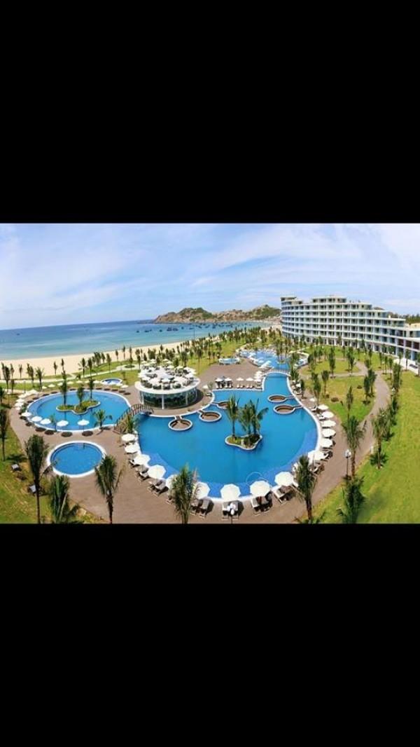Nghỉ dưỡng tại FLC Luxury Hotel Quy Nhơn với combo 3,500,000/người
