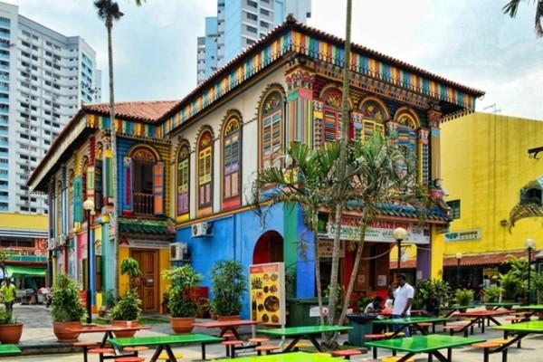 Những điểm đến miễn phí dành cho người quá cảnh ở Singapore