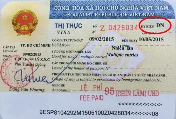 Dịch vụ xin visa nhập cảnh việt nam (Visa approval & Visa upon Arrival)